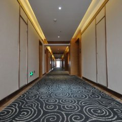 Bindun Hotel интерьер отеля