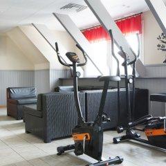 Comfort Hotel Arctic фитнесс-зал