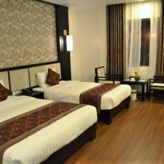 Luxury Hotel комната для гостей фото 4