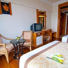Golden Beach Hotel Pattaya удобства в номере фото 2