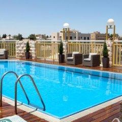 Отель Dan Panorama Jerusalem Иерусалим бассейн фото 3
