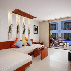 Отель La Flora Resort Patong комната для гостей фото 5
