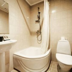 Гостиница Петровская Пристань ванная фото 2