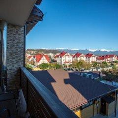 Гостиница Абрис балкон