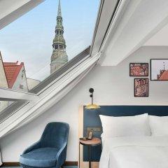Отель Hilton Garden Inn Riga Old Town Латвия, Рига - отзывы, цены и фото номеров - забронировать отель Hilton Garden Inn Riga Old Town онлайн комната для гостей фото 4