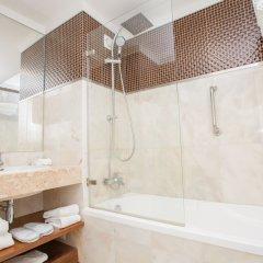 Отель Vilamoura Garden Hotel Португалия, Виламура - отзывы, цены и фото номеров - забронировать отель Vilamoura Garden Hotel онлайн ванная фото 2