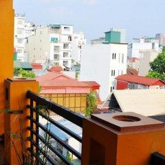 Отель Camellia 3 Ханой балкон