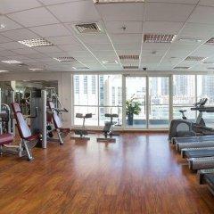 Dusit Residence Dubai Marina Hotel фитнесс-зал фото 4