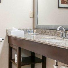 Отель Comfort Suites Columbus США, Колумбус - отзывы, цены и фото номеров - забронировать отель Comfort Suites Columbus онлайн ванная фото 2