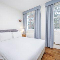 Апартаменты Tavistock Place Apartments Лондон комната для гостей фото 3