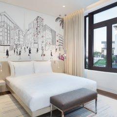 La Ville Hotel & Suites CITY WALK, Dubai, Autograph Collection комната для гостей