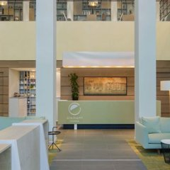 Отель Element Amsterdam парковка