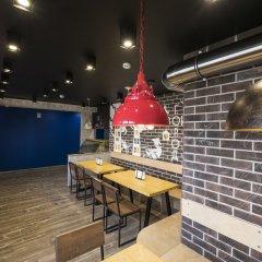 Гостиница Погости на Славянском Бульваре гостиничный бар