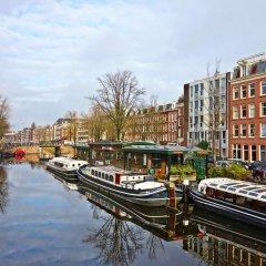 Отель The Delphi - Amsterdam Townhouse Амстердам приотельная территория