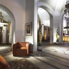 Hotel Paris Prague интерьер отеля