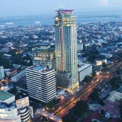 Crown Regency Hotel and Towers Cebu пляж