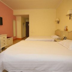 Beijing Hejia Hotel комната для гостей фото 4