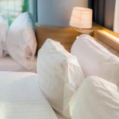 Отель BlueSotel Krabi Ao Nang Beach 4* Семейный номер Делюкс с различными типами кроватей фото 11