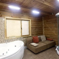 Гостиница CRONA Medical&SPA 4* Стандартный номер с двуспальной кроватью фото 43