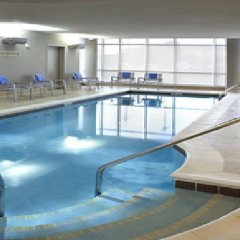 Отель SpringHill Suites by Marriott Columbus OSU бассейн фото 3