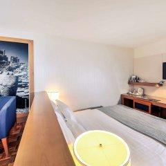 Отель Mercure Istanbul The Plaza Bosphorus комната для гостей фото 5