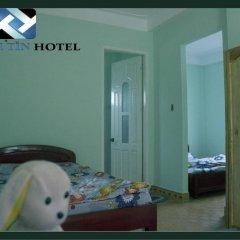 Отель Thanh Tin Guest House Далат сейф в номере