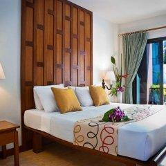 Отель First Resort Albergo комната для гостей