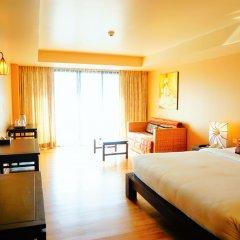 Отель Baan Laimai Beach Resort комната для гостей фото 3