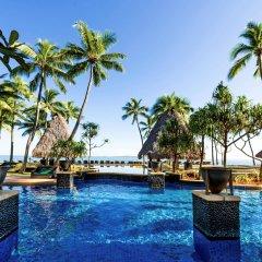 Отель The Westin Denarau Island Resort & Spa, Fiji Фиджи, Вити-Леву - отзывы, цены и фото номеров - забронировать отель The Westin Denarau Island Resort & Spa, Fiji онлайн бассейн