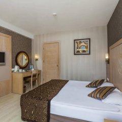 Отель Sultan of Side - All Inclusive Сиде комната для гостей фото 3