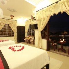 Отель Rice Flower Homestay сауна