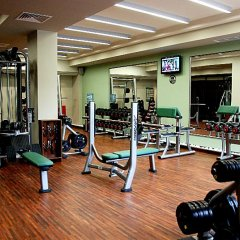 Primoretz Grand Hotel & SPA фитнесс-зал фото 3