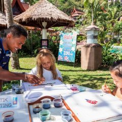 Отель Thavorn Beach Village Resort & Spa Phuket детские мероприятия