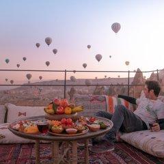 Cappadocia Cave Suites Boutique Hotel - Special Class Турция, Гёреме - отзывы, цены и фото номеров - забронировать отель Cappadocia Cave Suites Boutique Hotel - Special Class онлайн балкон