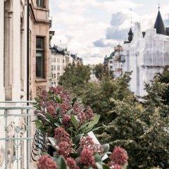 Отель The Sparrow Hotel Швеция, Стокгольм - отзывы, цены и фото номеров - забронировать отель The Sparrow Hotel онлайн балкон