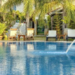 BeyEvi Hotel Чешме бассейн