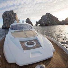 Отель Grey Yacht Мексика, Золотая зона Марина - отзывы, цены и фото номеров - забронировать отель Grey Yacht онлайн приотельная территория фото 2
