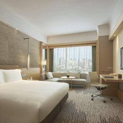 New World Shanghai Hotel Шанхай комната для гостей фото 3