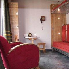 Отель Train Hostel Бельгия, Брюссель - отзывы, цены и фото номеров - забронировать отель Train Hostel онлайн спа фото 2