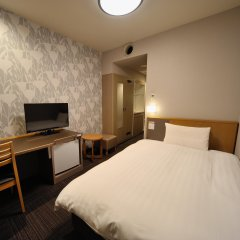 Отель Dormy Inn Soga Natural Hot Spring Тиба комната для гостей