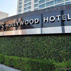 Loews Hollywood Hotel городской автобус