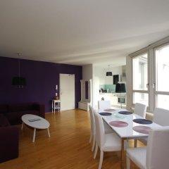 Отель Boutique Apartments Leipzig II Германия, Лейпциг - отзывы, цены и фото номеров - забронировать отель Boutique Apartments Leipzig II онлайн комната для гостей фото 3