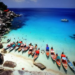 Sharaya Patong Hotel пляж