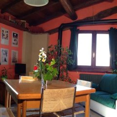 Отель Villa Gaia Сан-Мартино-Сиккомарио комната для гостей фото 3