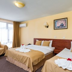 Отель Avenue Болгария, Бургас - отзывы, цены и фото номеров - забронировать отель Avenue онлайн комната для гостей фото 3
