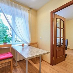 Апартаменты Apartments on ul. Savushkina 16 комната для гостей фото 4