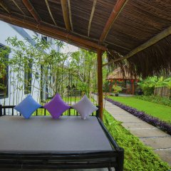 Отель An Bang Garden Homestay фото 13