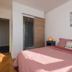 Отель Appartement moderne et convivial Франция, Ницца - отзывы, цены и фото номеров - забронировать отель Appartement moderne et convivial онлайн комната для гостей фото 4