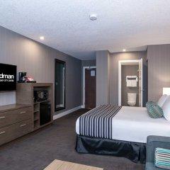 Отель Sandman Hotel Calgary City Centre Канада, Калгари - отзывы, цены и фото номеров - забронировать отель Sandman Hotel Calgary City Centre онлайн с домашними животными