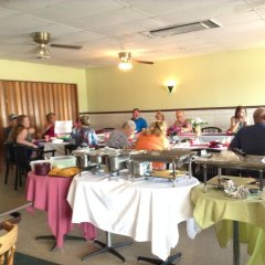 Отель Budget Host Platte Valley Inn питание фото 2